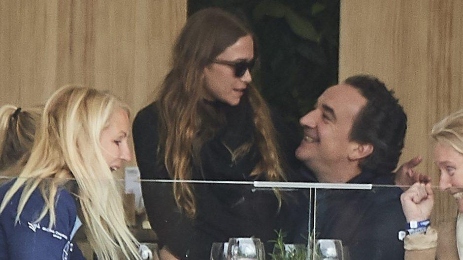 Mary-Kate Olsen Olivier Sarkozy madrid