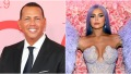 Alex Rodriguez and Kylie Jenner