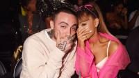 Ariana grande and Mac Miller