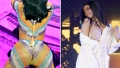 Cardi B Suffers a Major Wardrobe Malfunction and Has to Finish Performing in a Robe