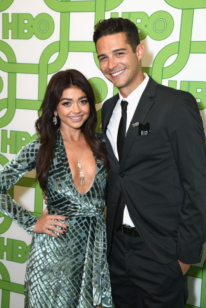SARAH HYLAND WELLS ADAMS Smile Together