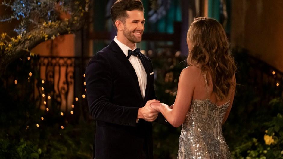 Jed Wyatt Meets Hannah on Bachelorette