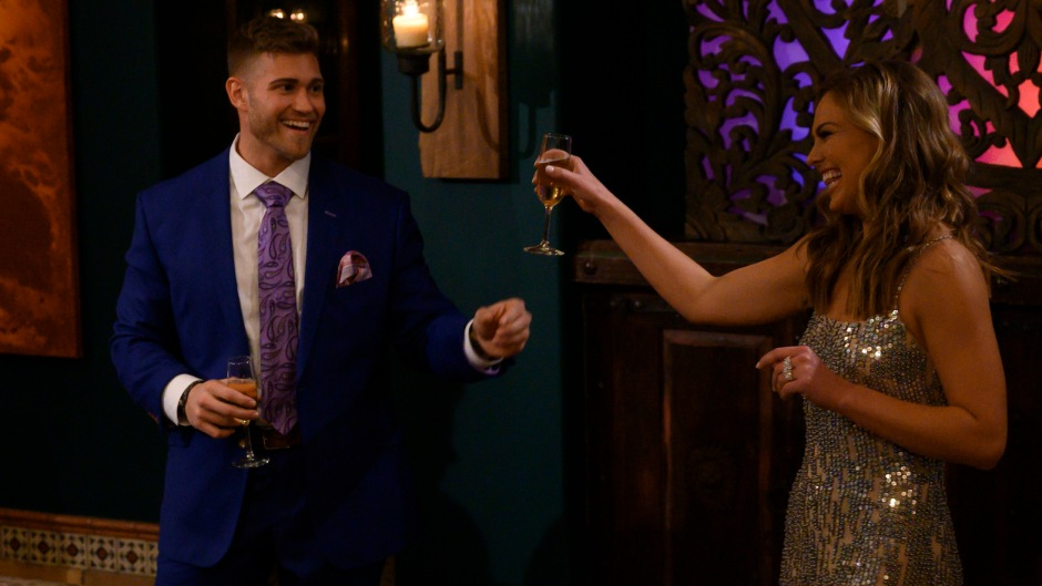 Hannah Brown Luke P. the bachelorette spoilers hometown dates when does luke leave