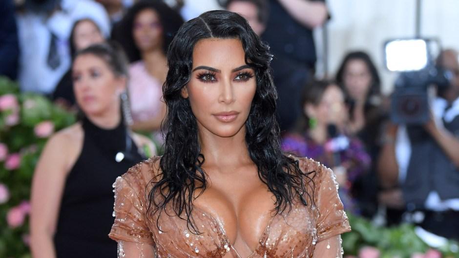 Kim Kardashian kkw beauty body makeup body foundation met gala dress