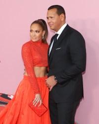 Jennifer Lopez Alex Rodriguez 2019 cfda fashion awards engagement relationship