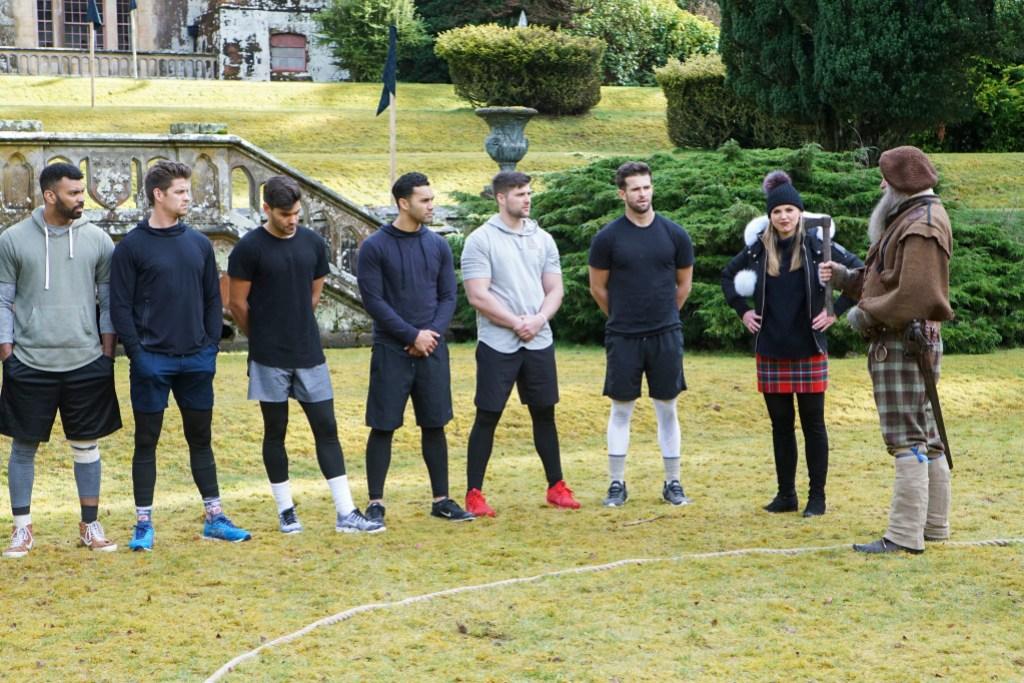 Bachelorette Contestants DUSTIN, GARRETT, DYLAN, DEVIN, KEVIN, JED, HANNAH BROWN