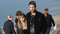 Miley Cyrus Liam Hemsworth 10-year anniversary split rumors marriage relationship