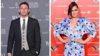 Jessie J Channing Tatum Stand Smiling in Separate Headshots Relationship Details