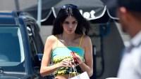Kendall Jenner Crop Top