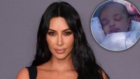 Kim Kardashian's BFF Jonathan Cheban Says She's in 'Baby Bliss' With New Son Pslam West.