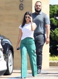 Kourtney Kardashian Takes the Kids to Nobu After Costa Rican Vacay
