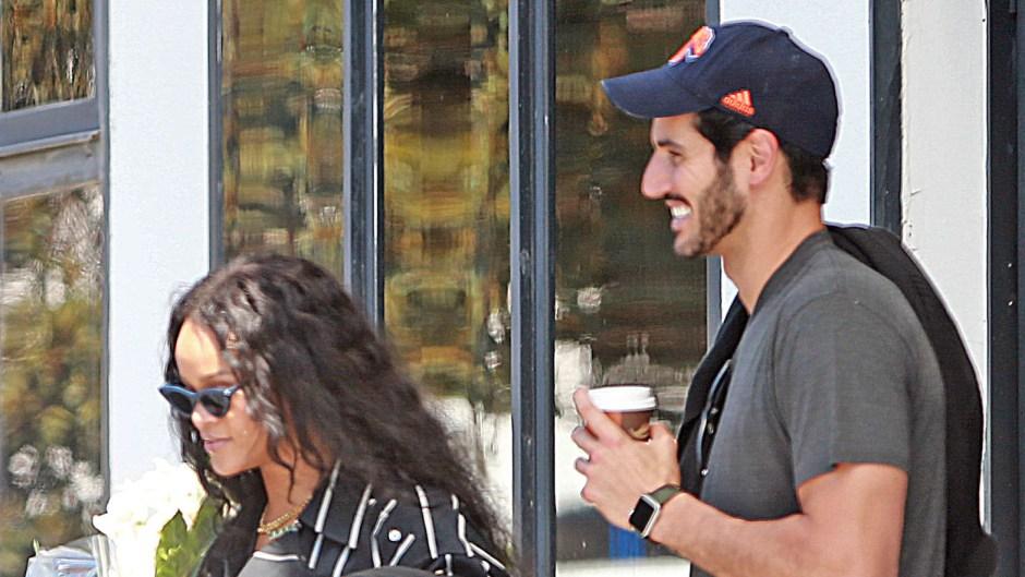 Rihanna Hassan Jameel in love relationship dating