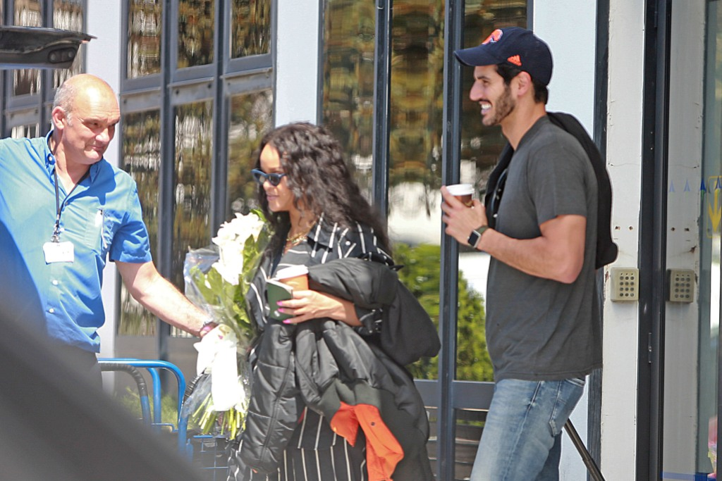 Rihanna Hassan Jameel relationship in love