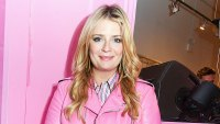 Mischa Barton in Pink at the Launch of The Marc Jacobs