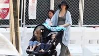 Pregnant Blake Lively kids Boston