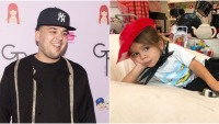 Rob Kardashian and Reign Disick