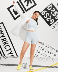 Selena Gomez Shows Off Her Toned Legs in New Puma Collection