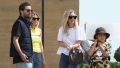 Sofia Richie Scott Disick lunch Nobu Scott Mason