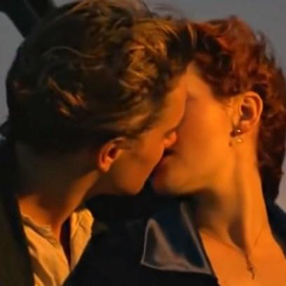Steamiest On Screen Kisses