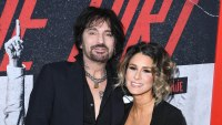Tommy Lee and Brittany Furlan on the Red Carpet