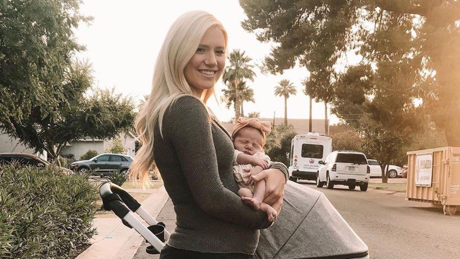 Lauren Burnham Alessi Luyendyk postpartum body baby pictures arie luyendyk jr