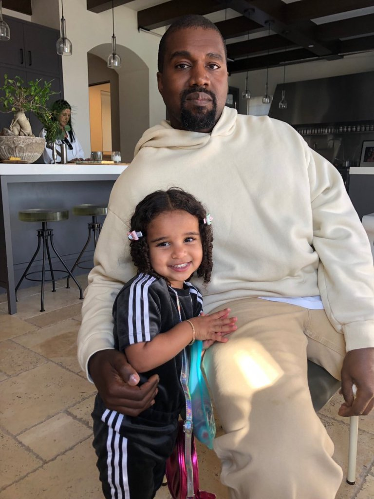 Kanye West Dream Kardashian twitter