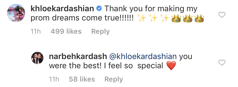 khloe-kardashian-prom-instagram-comments