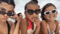 kourtney-kardashian-north-west-penelope-disick-in-sunglasses