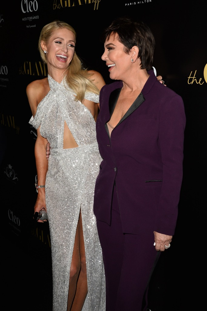 Paris Hilton Gushes Over Supportive 'Aunt' Kris Jenner