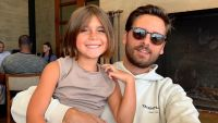 Scott Disick and Penelope Disick Pose Together in Instagram Photo