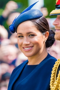 meghan markle trooping the colour prince harry