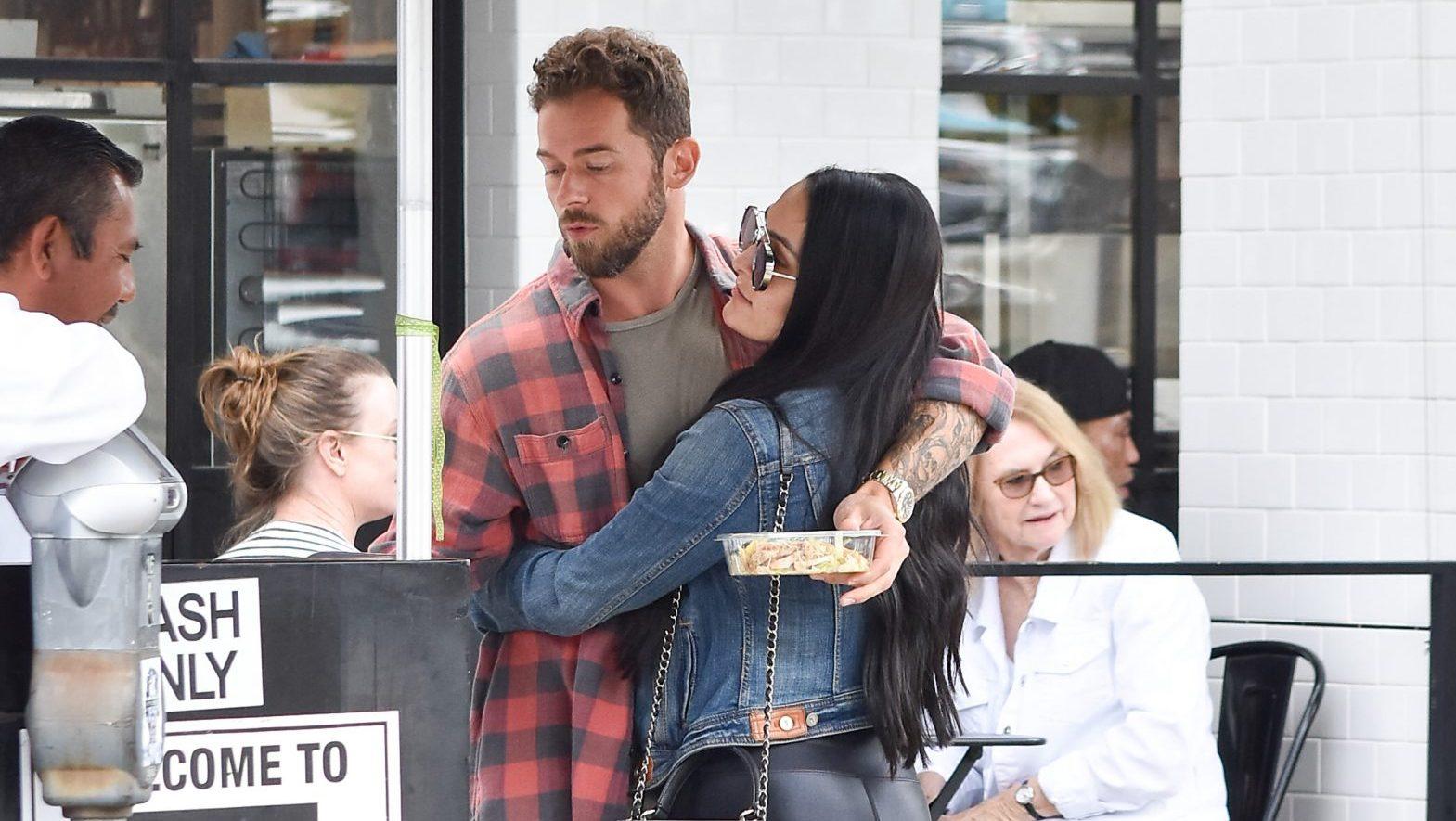 Nikki Bella and Boyfriend Artem Chigvintsev Pack on PDA in L.A.