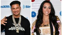 Pauly D and Marissa Lucchese