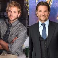 Ageless celebrity Bradley Cooper