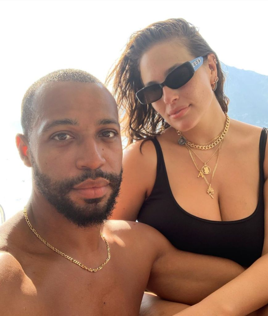 Ashley Graham, Justin Ervin