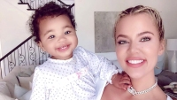 Baby True's Ice Cream Stand! Khloe Kardashian's Daughter Is Having the Best Time With Her New Playset