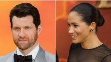 Billy Eichner and Meghan Markle
