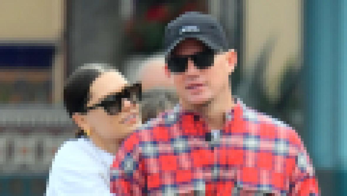 Channing Tatum Jessie J Relationship