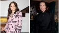 Channing Tatum in a Black Suit and Jessie J in a Pink Newspaper Print Suit Relationship Details