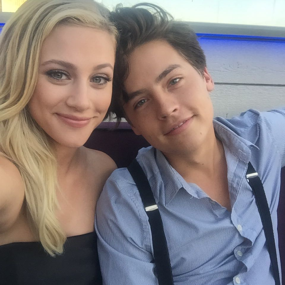 Cole Sprouse Lili Reinhart cutest IRL moments together before split