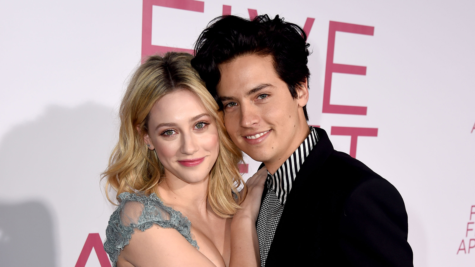 See Cole Sprouse and Lili Reinhart's Cutest IRL Moments Together Before Split