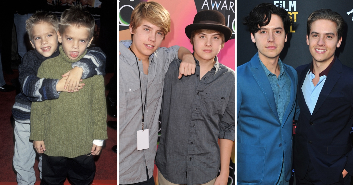 Image result for cole and dylan sprouse
