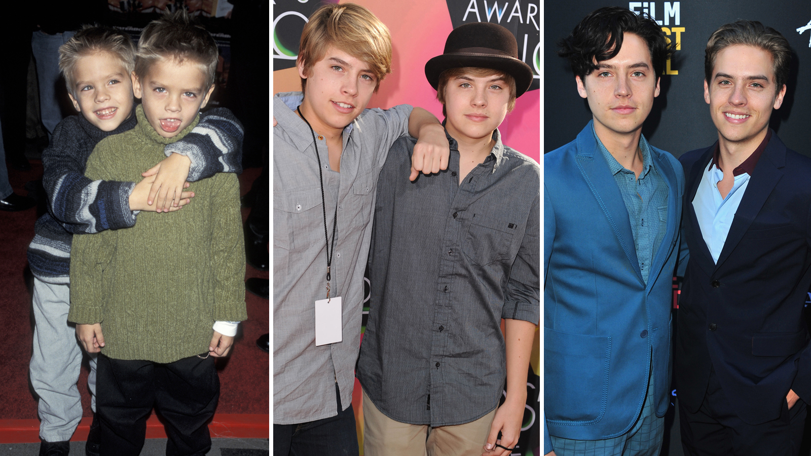 How old is dylan and cole sprouse