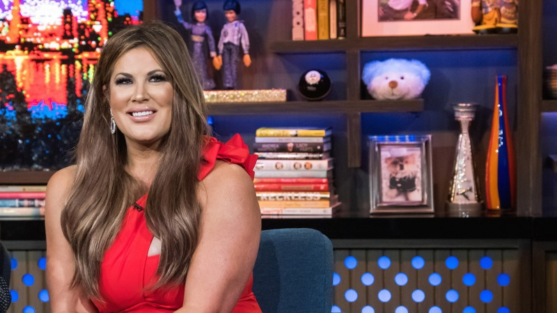 'RHOC' Star Emily Simpson Slams Trolls Who Accuse Her of Photoshop: 'I Have Curves and They're Hot'