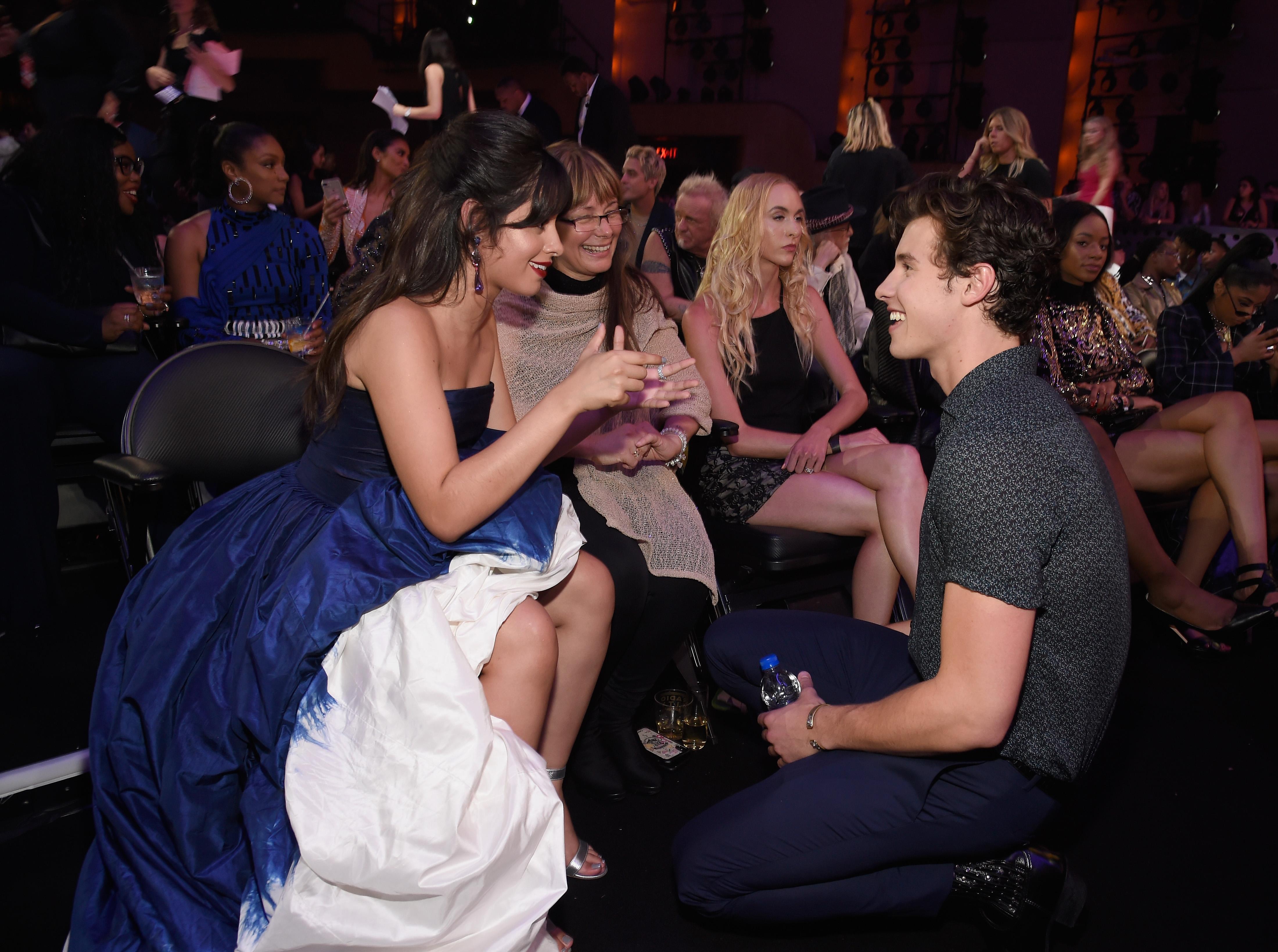 Camila dating Shawn