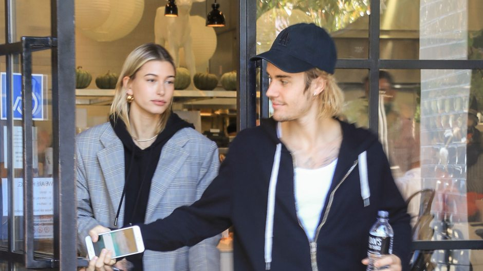 Justin Bieber Hailey Baldwin Spend Amazing Weekend Together at Zoe Conference
