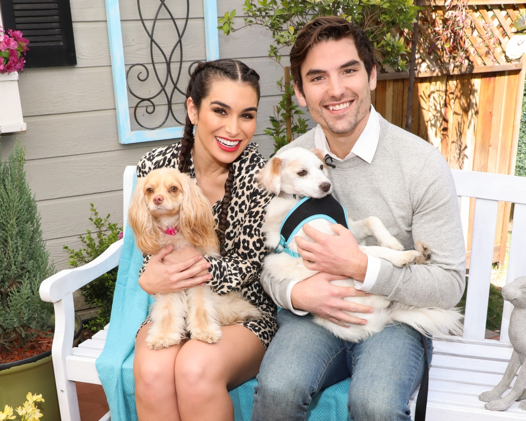 Ashley Iaconetti and Jared Haibon