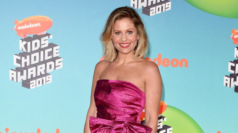 Candace Cameron Bure Shows How She Keeps Her Fit Figure in Intense Workout Video