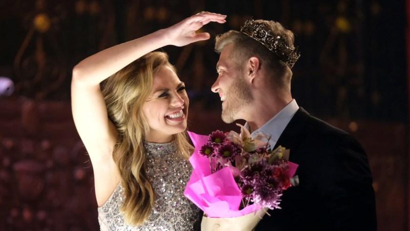 'Bachelorette' Contestant Luke P. Explains Why He Went Back to 'Fight' for Hannah B.