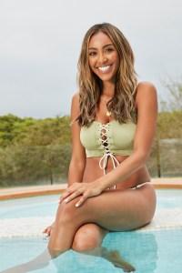 Tayshia Adams Bachelor in Paradise